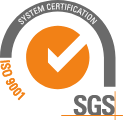 SYSTEM CERTIFICATION ISO 9001 SGS